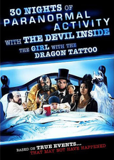 30 Nights of Paranormal Activity with the Devil Inside the Girl with the Dragon Tattoo - Film (2013)
