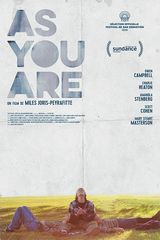 As You Are - Film (2018)