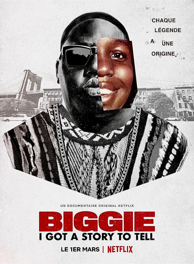 Biggie: I Got a Story to Tell - Documentaire (2021)