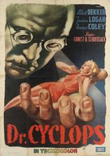 Dr. Cyclops - Film (1940)