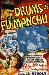 Drums of Fu Manchu - Film (1940)