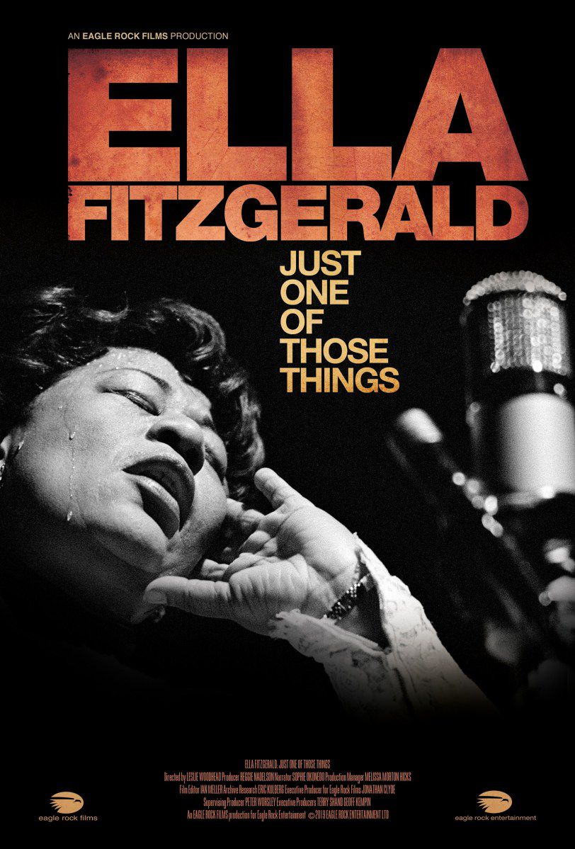 Ella Fitzgerald Just one of those things - Documentaire (2020)