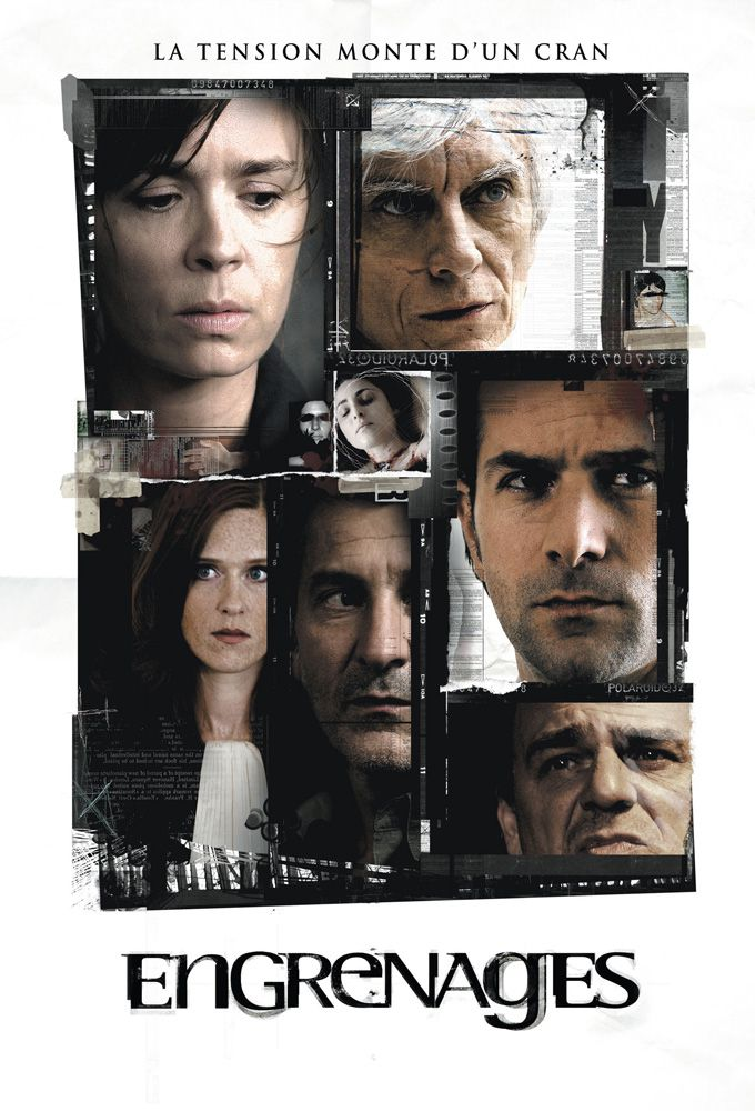 Engrenages - Série (2005)