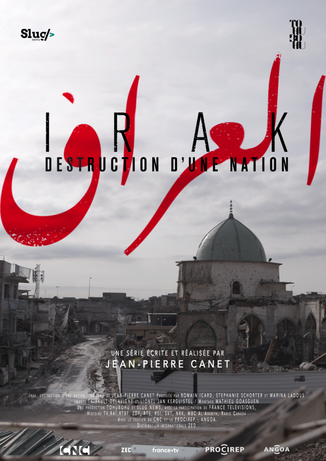 Irak, destruction d'une nation - Série (2021)
