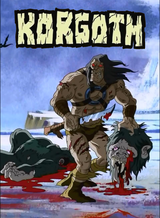 Korgoth of Barbaria - Dessin animé (2006)