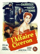 L'Affaire Cicéron - Film (1952)