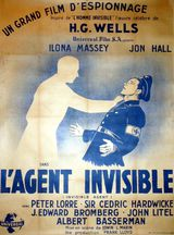L'Agent invisible - Film (1942)