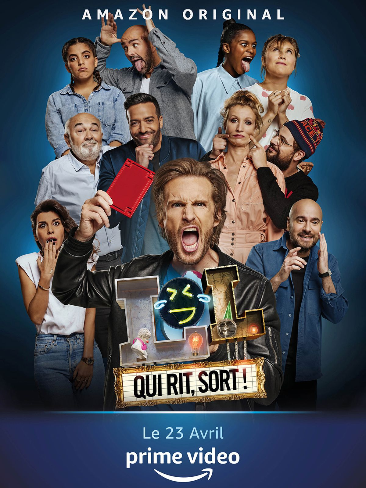 LOL : Qui rit, sort ! - Émission TV (2021)