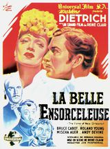 La Belle ensorceleuse - Film (1941)