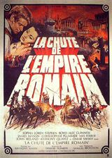 La Chute de l'empire romain - Film (1964)