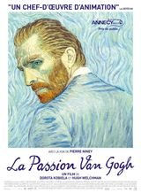 La Passion Van Gogh - Long-métrage d'animation (2017)
