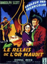 Le Relais de l'or maudit - Film (1952)