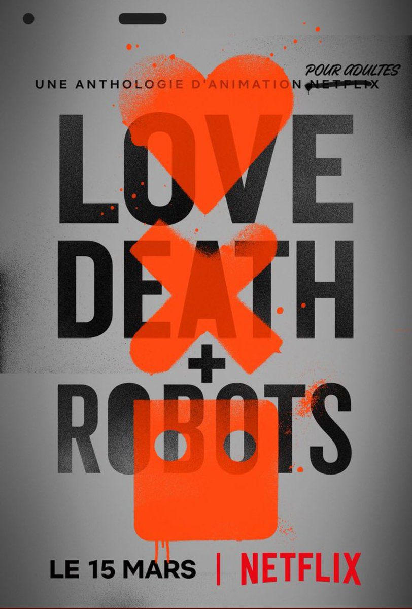 Love, Death & Robots - Dessin animé (2019)