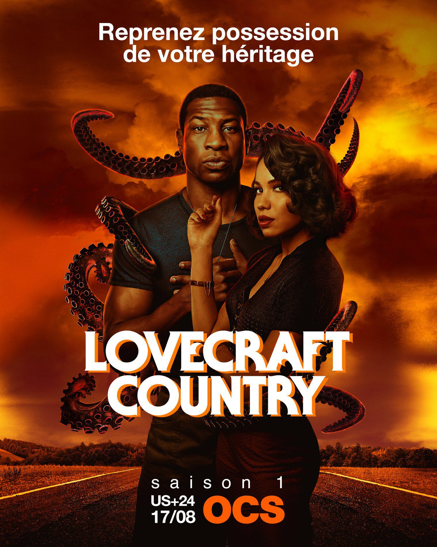 Lovecraft Country - Série (2020)