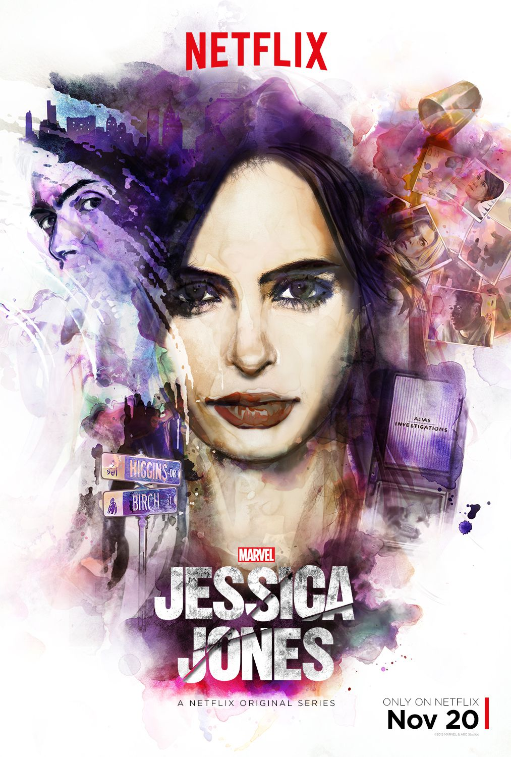 Marvel's Jessica Jones - Série (2015)
