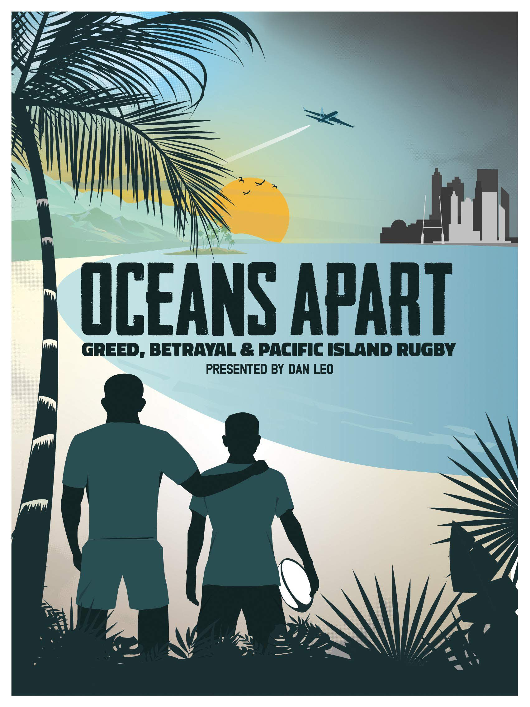 Oceans Apart: Greed, Betrayal and Pacific Island Rugby - Documentaire (2020)
