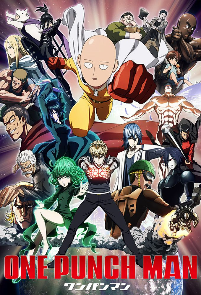 One-Punch Man - Anime (2015)