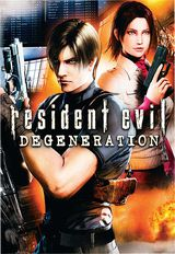 Resident Evil : Degeneration - Long-métrage d'animation (2008)