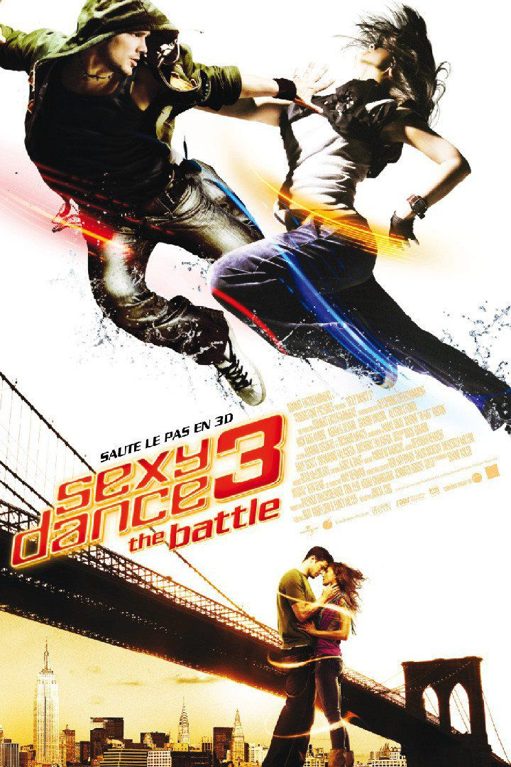 Sexy Dance 3 : The Battle - Film (2010)