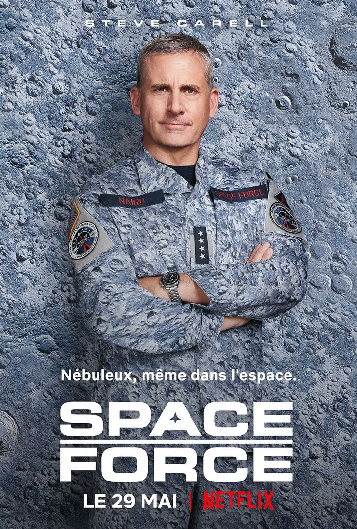 Space Force - Série (2020)