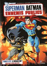 Superman / Batman : Ennemis publics - Film (2010)