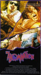 The Abomination - Film (1986)