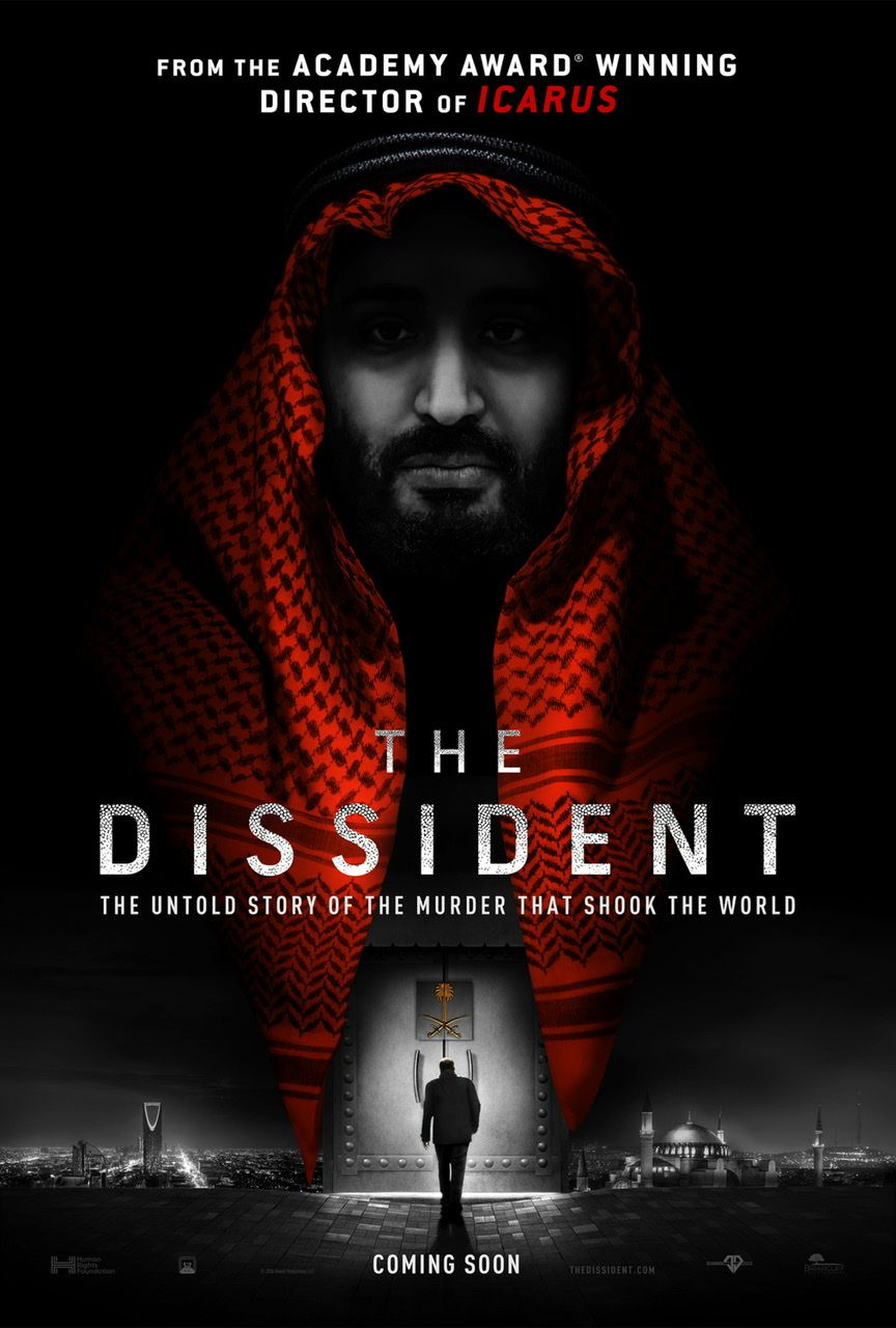 The Dissident - Documentaire (2021)