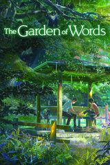The Garden of Words - Moyen-métrage d'animation (2013)