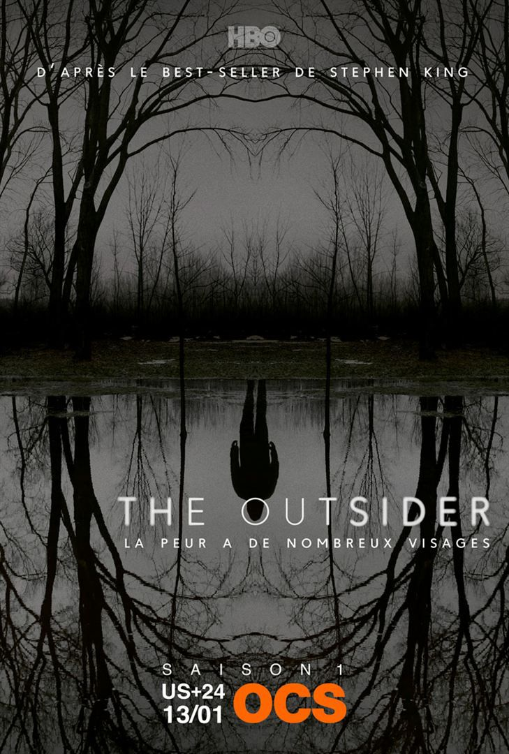 The Outsider - Série (2020)