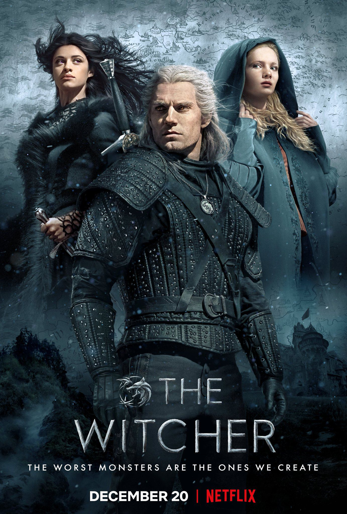The Witcher - Série (2019)