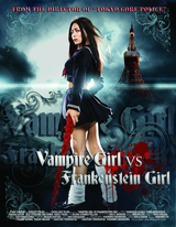 Vampire Girl vs. Frankenstein Girl - Film (2009)