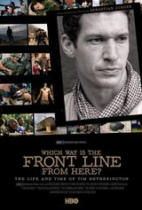 Which Way is the Front Line from Here : The Life and Time of Tim Hetherington - Documentaire (2013)