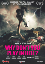 Why Don't You Play in Hell? - Film (2013)