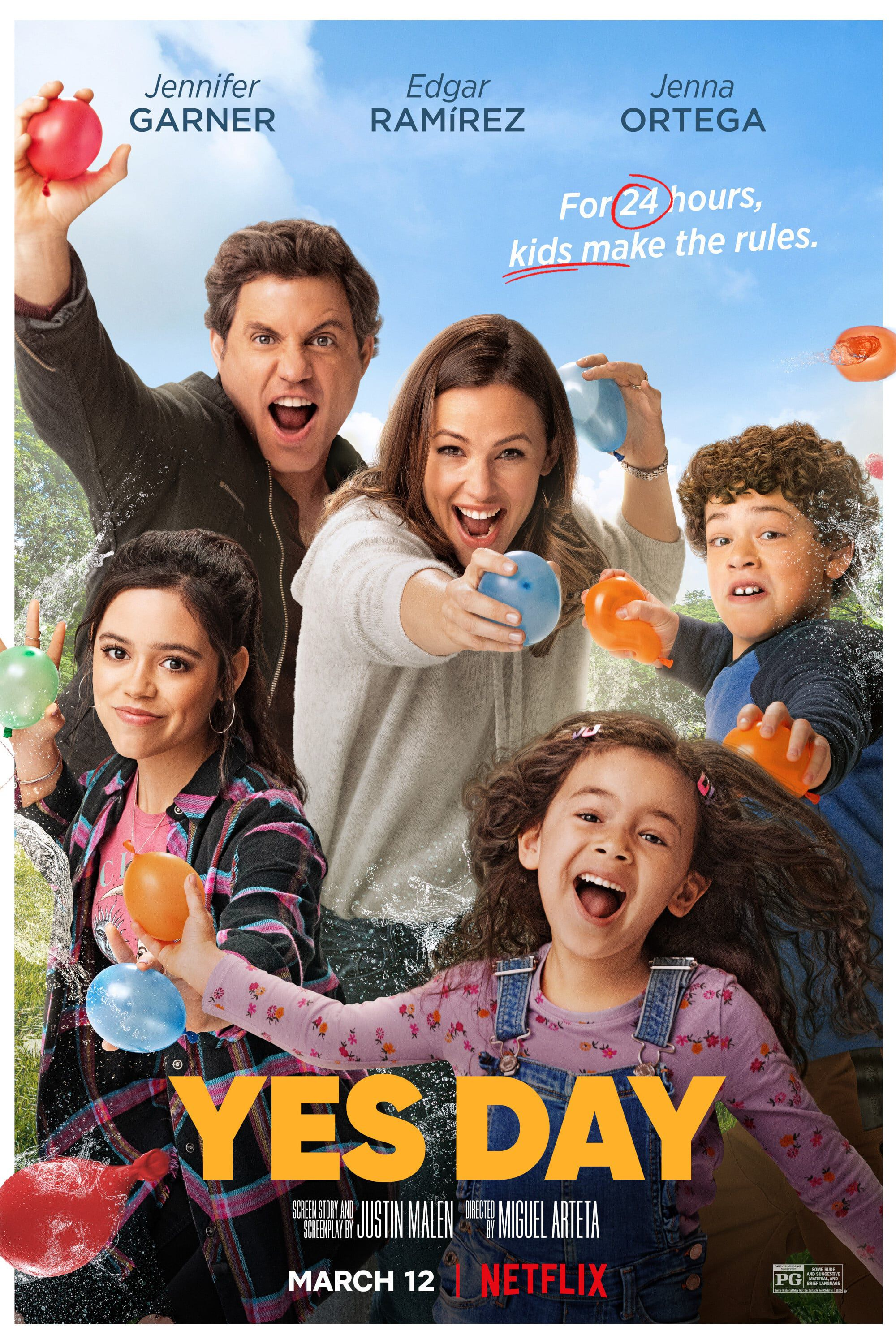Yes Day - Film (2021)