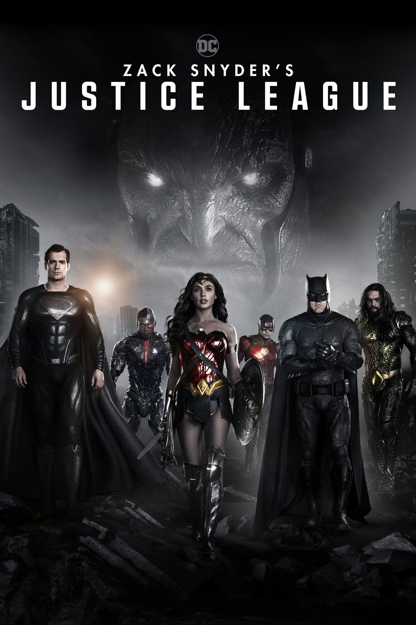 Zack Snyder's Justice League - Film (2021)